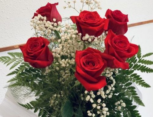 Mimara Valls – Ramo de rosas