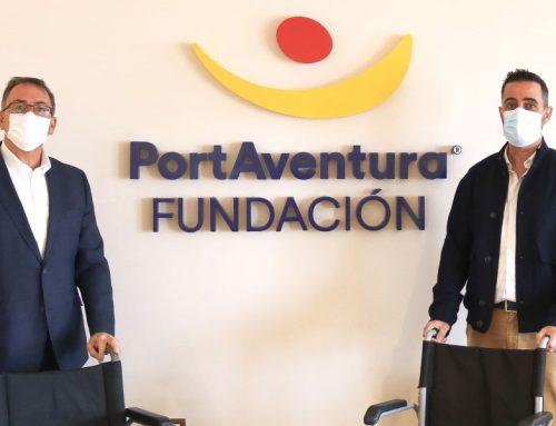 Donación a PortAventura