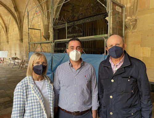 Grupo Mimara participa en la restauración de la Capilla de Santa Magdalena de Tarragona