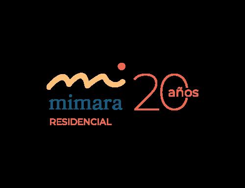 Grupo Mimara presenta nuevo logo para conmemorar su 20o aniversario