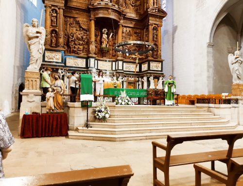 Grupo Mimara rinde homenaje a las víctimas de la COVID-19 con una misa solemne en Valls