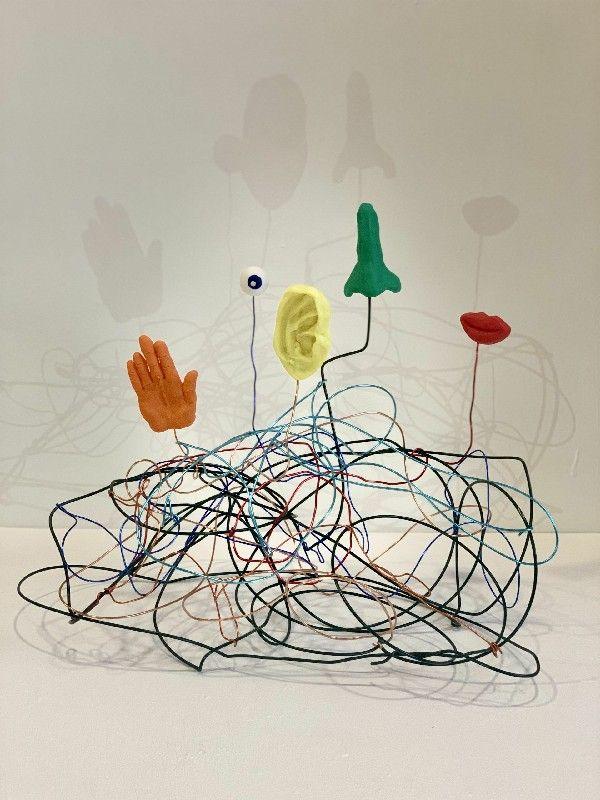 Exposició 'Amb els cinc sentits'