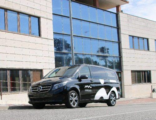 Autolica Tarragona entrega cinco Mercedes-Benz Sprinter al Grupo Mimara